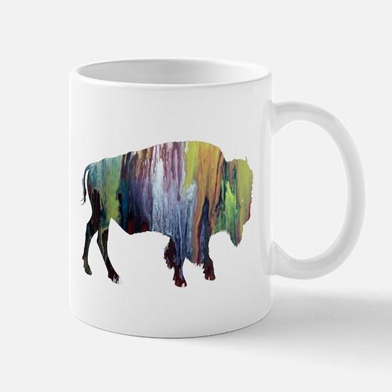 Bison / Buffalo Mugs