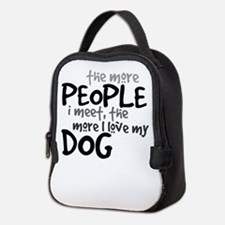 The More People I Meet The More I Love My Dog-01 N
