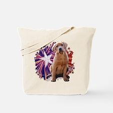 Lab Star Tote Bag
