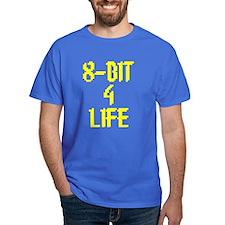 8-Bit 4 Life T-Shirt