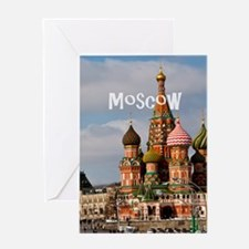 Moscow_5.415x7.9688_iPadSwitchCase_S Greeting Card