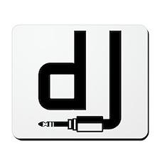 DJ Mousepad