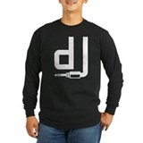 Dj Long Sleeve T-shirts (Dark)