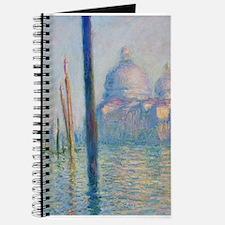 Grand Canal Venice by Monet Journal