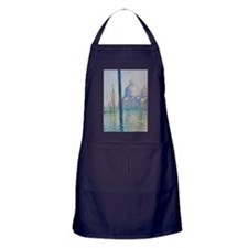 Grand Canal Venice by Monet Apron (dark)