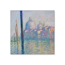 Grand Canal Venice by Monet Sticker