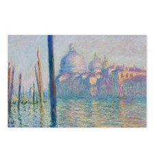 Grand Canal Venice by Monet Postcards (Package of