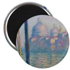 Grand Canal Venice by Monet Magnets