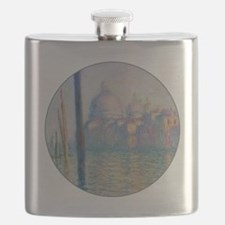 Grand Canal Venice by Monet Flask