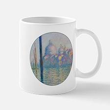 Grand Canal Venice by Monet Mugs