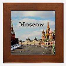 Moscow_6x6_v2_RedSquare Framed Tile