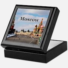 Moscow_6x6_v2_RedSquare Keepsake Box