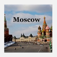 Moscow_6x6_v2_RedSquare Tile Coaster