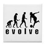 Evolve Bowling Tile Coaster