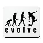 Evolve Bowling Mousepad