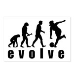 Evolve Bowling Postcards (Package of 8)