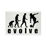 Evolve Bowling Rectangle Magnet