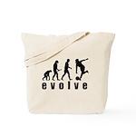Evolve Bowling Tote Bag