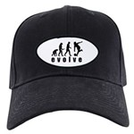 Evolve Bowling Black Cap