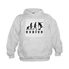 Evolve Bowling Hoodie