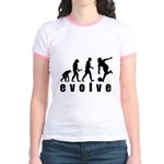 Evolve Bowling Jr. Ringer T-Shirt