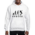 Evolve Bowling Hooded Sweatshirt