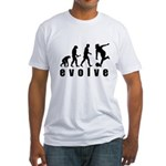 Evolve Bowling Fitted T-Shirt