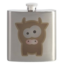Tierkinder: Kälbchen Flask