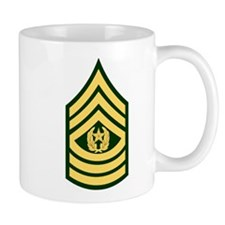 Command Sergeant Major<BR>Coffee Cup