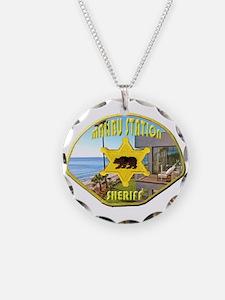 Malibu Sheriff Necklace