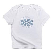Love is Patient Hearts Infant T-Shirt