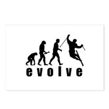 Evolve Skiing Postcards (Package of 8)