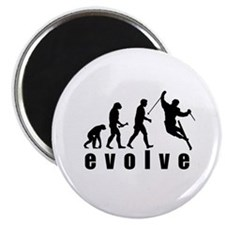 Evolve Skiing Magnet