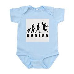 Evolve Skiing Infant Bodysuit