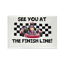Finish Line Magnets