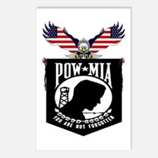 POW-MIA Postcards (Package of 8)