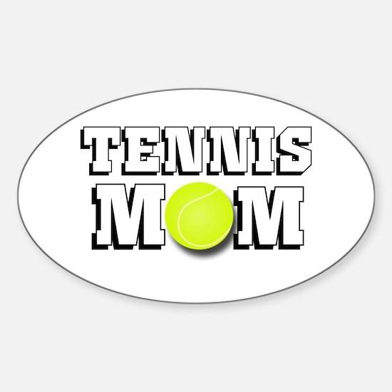 Tennis Mom Decal