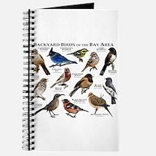 Backyard Birds of the Bay Area Journal