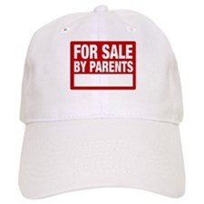 For Sale by Parents Baseball Cap