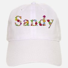 Sandy Bright Flowers Baseball Baseball Baseball Cap