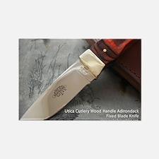 2014 Knife Calendar Rectangle Magnet