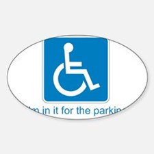 how to get an handicap sticker
