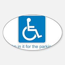 how to get an handicap sticker