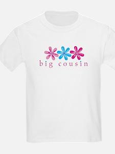 3 flower-big cousin T-Shirt