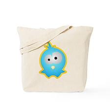 Tierkinder: Vögelchen Tote Bag