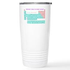 Periodic Table of Music Travel Mug