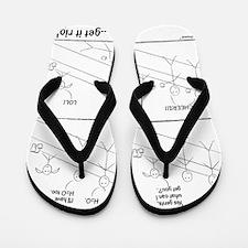 Scientists... Flip Flops