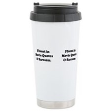 Unique Funny quotes Travel Mug