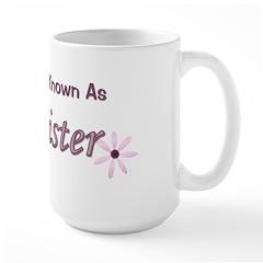 Soon To Be Big Sister Mug