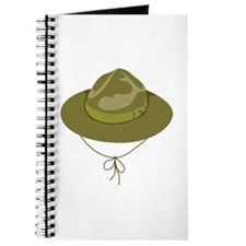 Scout Hat Journal